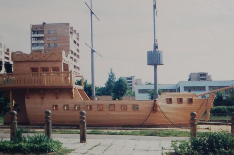 Каравелла в Обнинске.