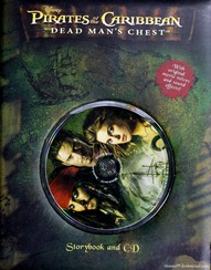 Pirates of the Caribbean: Dead Man's Chest Storybook.