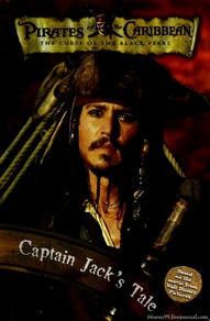 Pirates of the Caribbean: The Curse of the Black Pearl: Captain Jack's Tale.