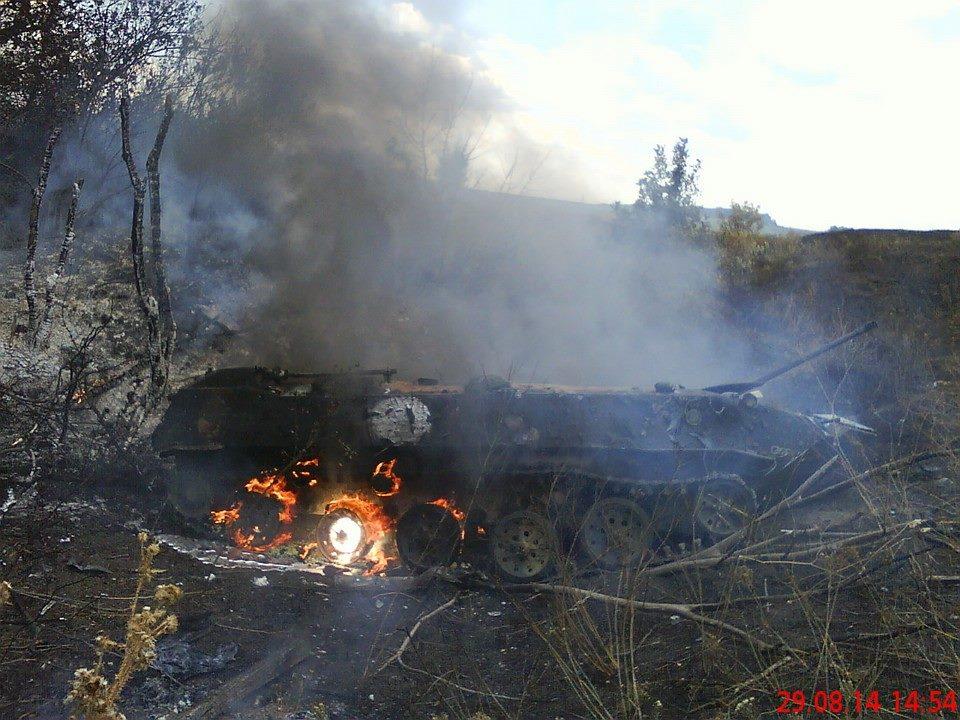 Фото из танков ч