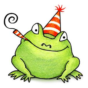 жаба на празднике жизни