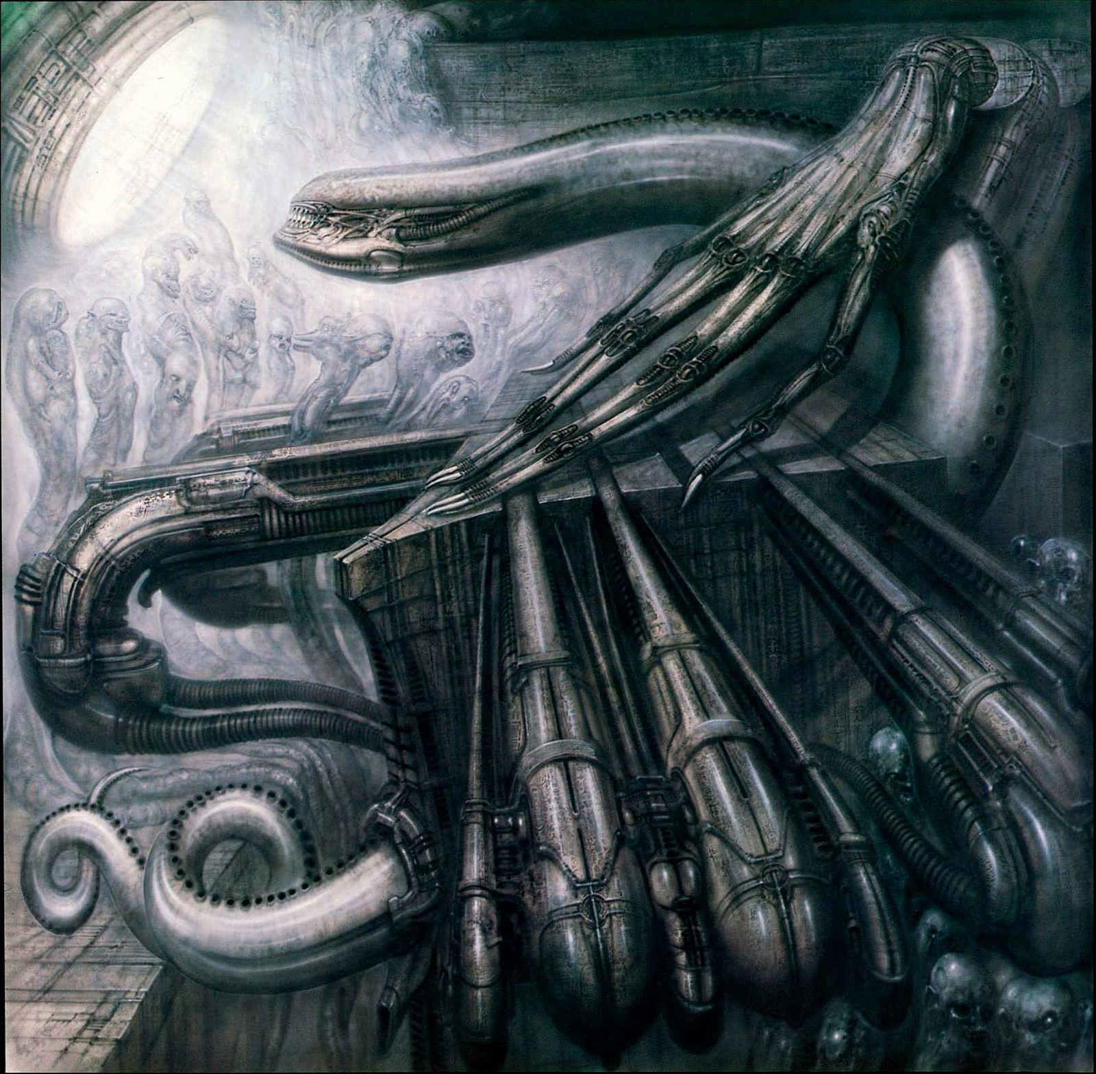 Giger-Alien_Monster_III