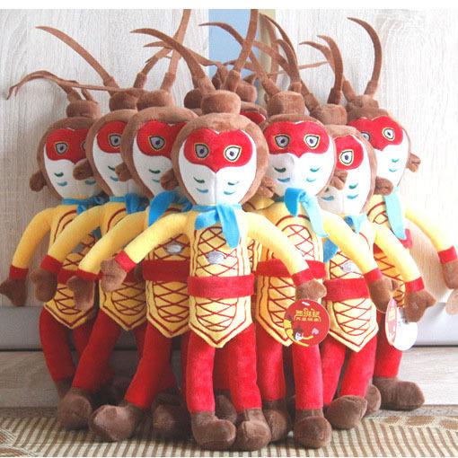 2015-Hot-Sale-Stuffed-Toys-Monkey-King-SUN-Wu-Kong-Dolls-for-Kids-Cartoon-Character-Children