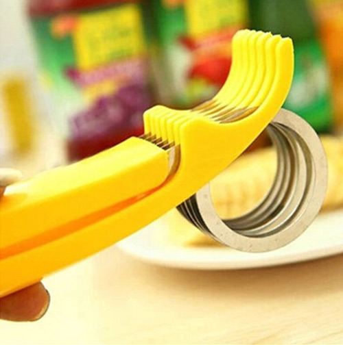 2015-New-products-Banana-Slicer-Chopper-Fruit-Cutter-Cucumber-Vegetable-Peeler-Salad-Ham-sausage-Slicer-Home