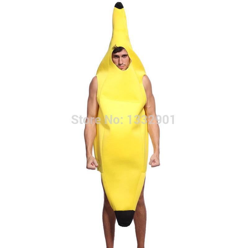 Fun-Adult-font-b-Banana-b-font-Body-Suit-font-b-Costume-b-font-Unisex-Outfit