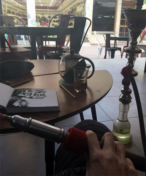 Виноградный табак, чай со спайсами