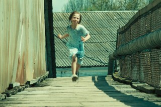 Алиса в детстве