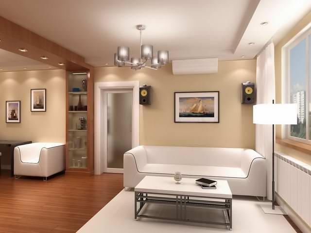 Хрущевка проходная комната дизайн