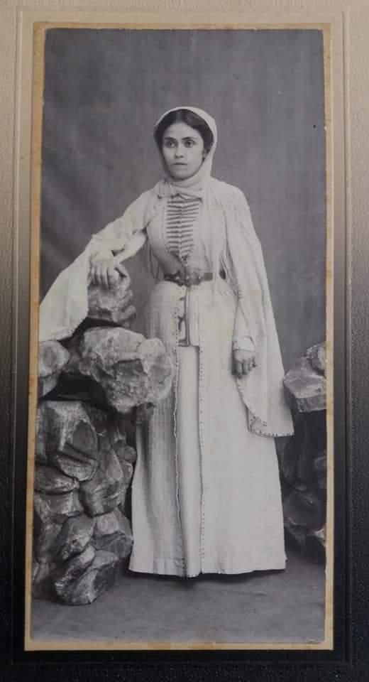 Моя прабабушка. Карсанова Варвара Николаевна (Тикуновна).