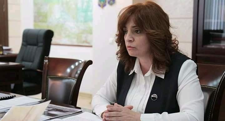 Преступница Лалиева.