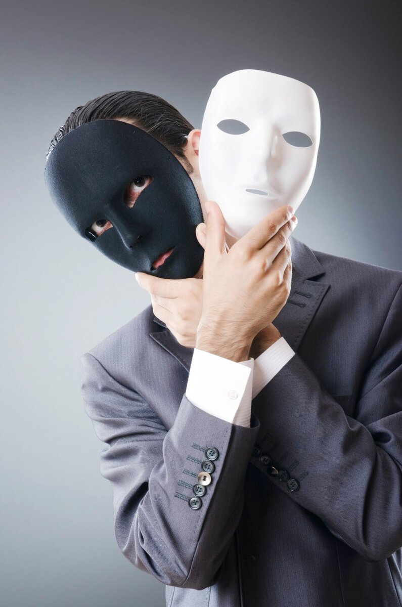 Картинки про парень в маске