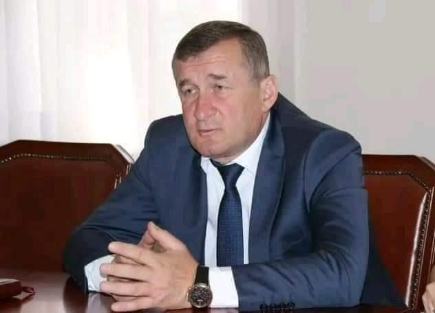 Преступник Тадтаев.