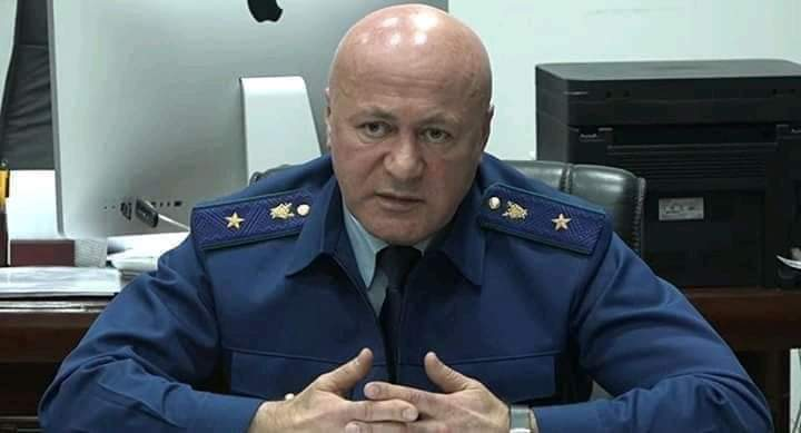 Палач и преступник Джагаев.