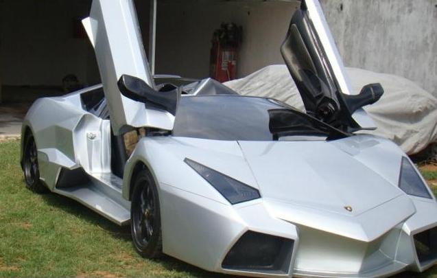 Fake-Lamborghini-Reventon