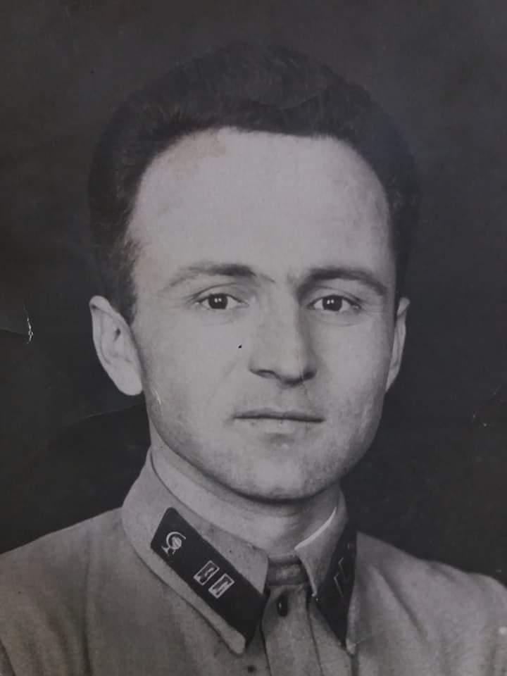 Мой дед. Абаев Сергей Фёдорович (1905-1970).