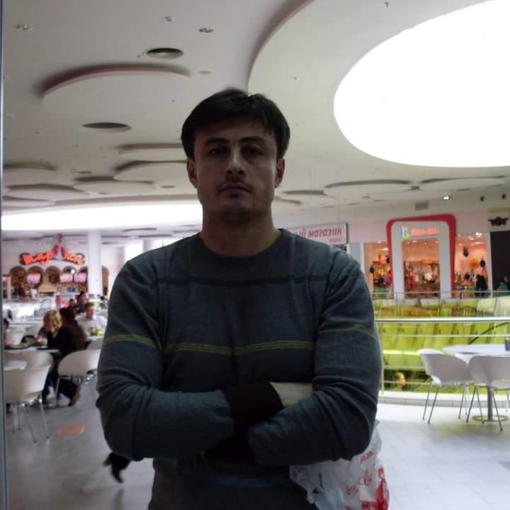 Алан Бекоев.