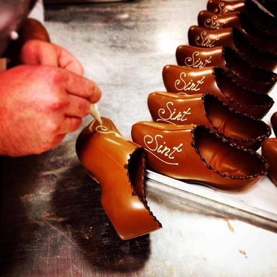 Chocolade-Atelier Vyverman
