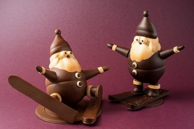 Le creazioni del Re del Cioccolato Ernst Knam