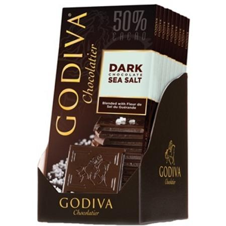 godivadarkchocolatbars