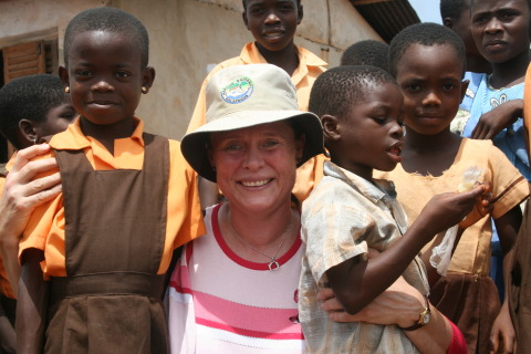 Ghana 2011 Majlen Fazer