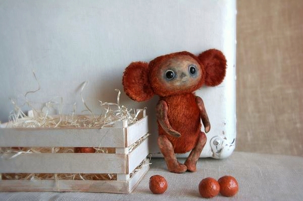 cheburashka and oranges (3)