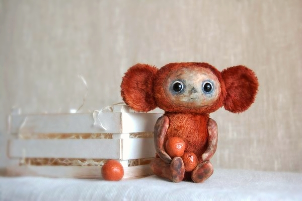 cheburashka and oranges (4)