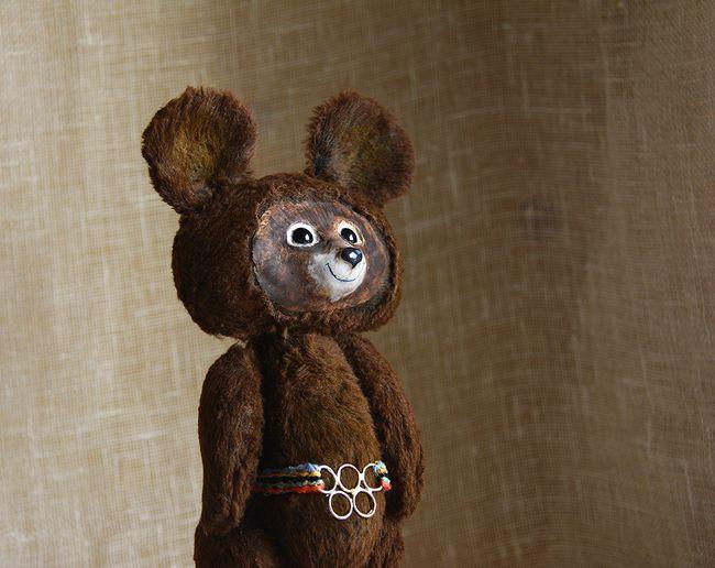 Olympic bear Krivenko Svetlana (2)