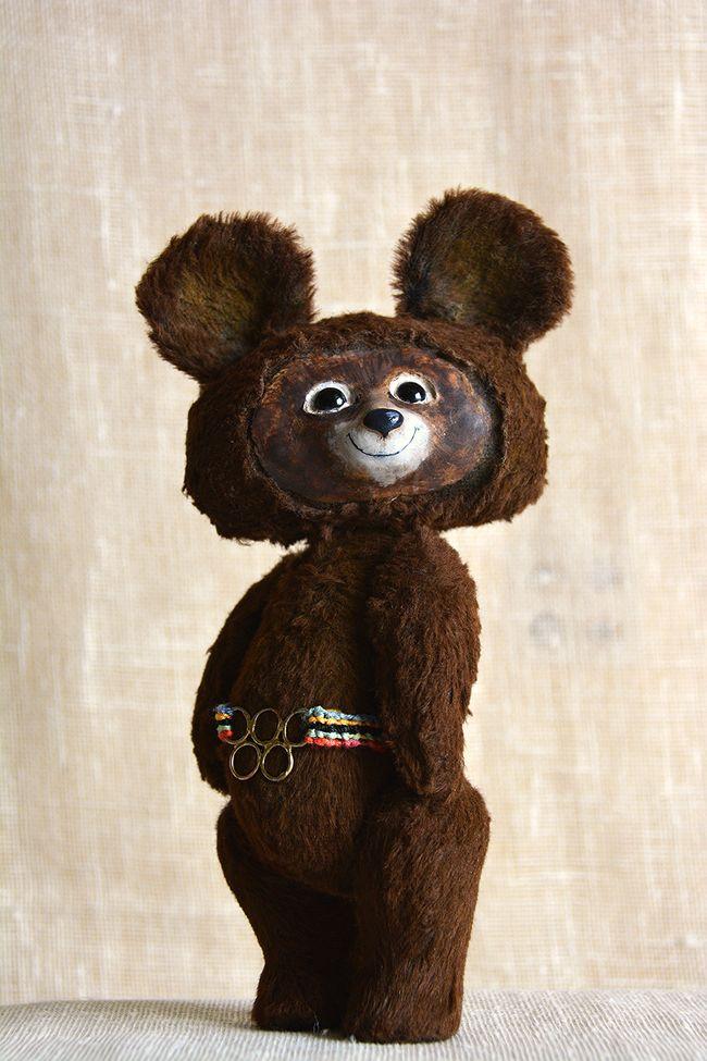 Olympic bear Krivenko Svetlana (3)