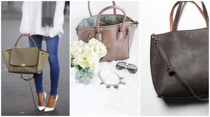 ee161c8364f6 Базовый гардероб. Три сумки, без которых жизнь не жизнь - 7 одежек. Свой  гардероб – свои правила ?