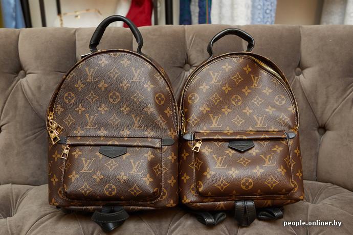 18d1e326 Одним словом, фейковому бумажнику мы поставили слабенькую троечку и  приступили к изучению сумки Louis Vuitton. У нас — главный модный фетиш  этого сезона ...