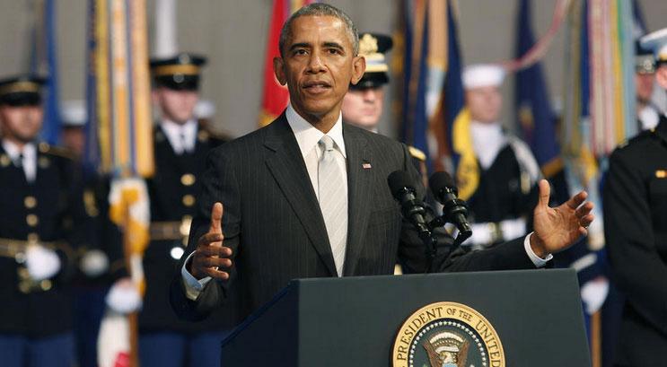 Барак-Обама