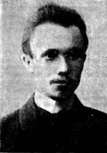 М. К. Ветошкин. С фотогр. 1905 г. Из собр. Музея «Каторга и Ссылка»