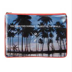 BIG pouch 1600 230mm×横約320mm faceside=PVC polyester90%+cotton10%