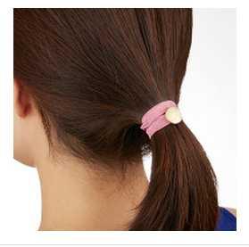 hair elastic band bracelet 500 sample to use 2
