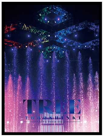 THSK LIVE TOUR 2014, TREE a concert picture book