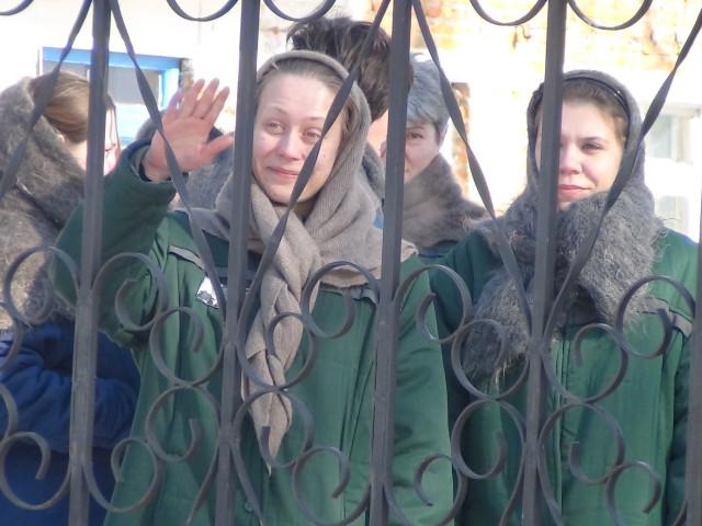 Штучки женская колония каббалы новокузнецкое