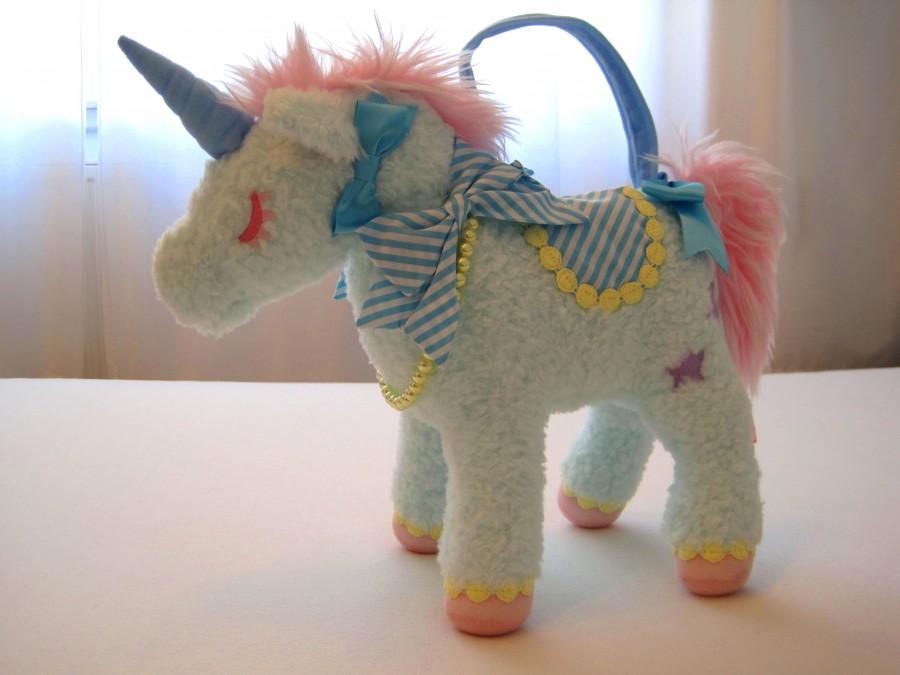Angelic Pretty Dreamy Unicorn Bag (Sax x Pink)