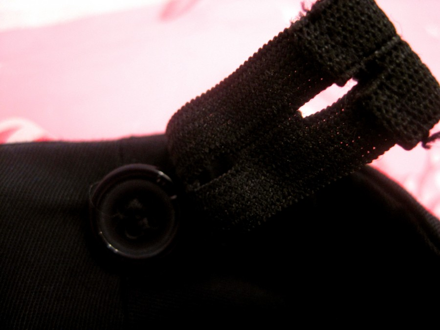 Angelic Pretty mini skirt (black)
