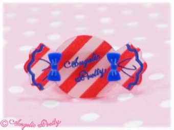 Angelic Pretty Candy Stripe Ring 1