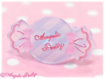 Angelic Pretty Candy Stripe Ring (sax) 1