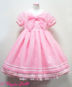 Angelic Pretty Fairy Marine dress (pink)