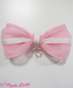 Angelic Pretty Fairy Marine Barrette (pink)
