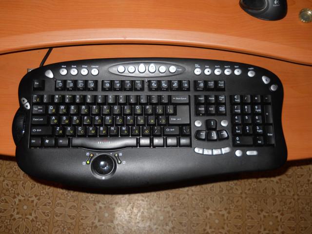 Драйвера для клавиатуры Oklick