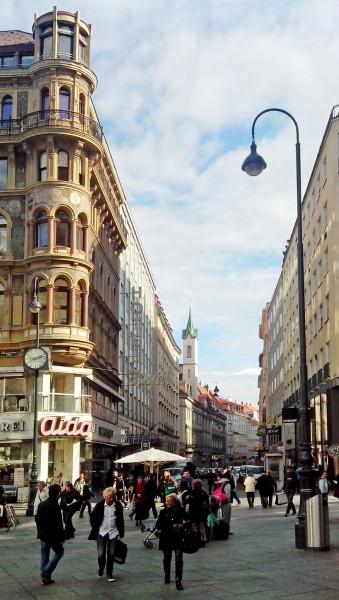 вена-улица
