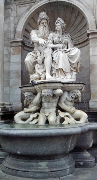 вена-фонтан