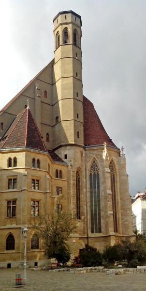 вена-церковь с вечерей