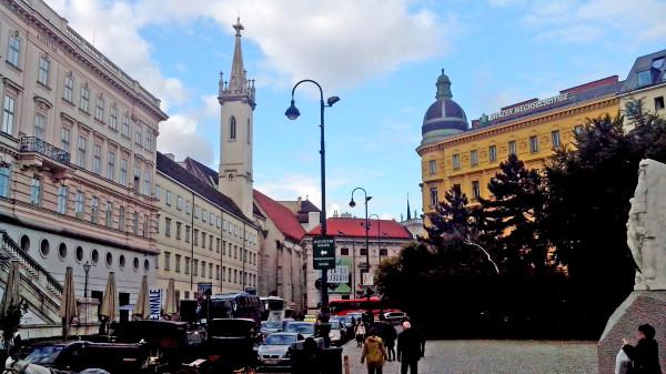 вена-церковь СвАвгустина, где хранятся сердца Габсбургов