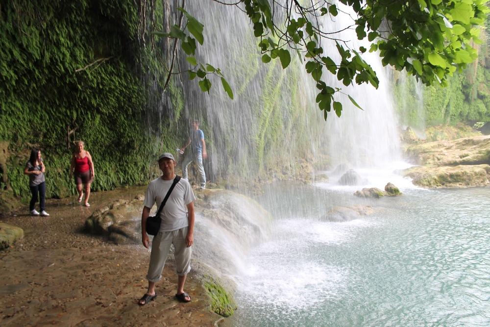 собственно водопад