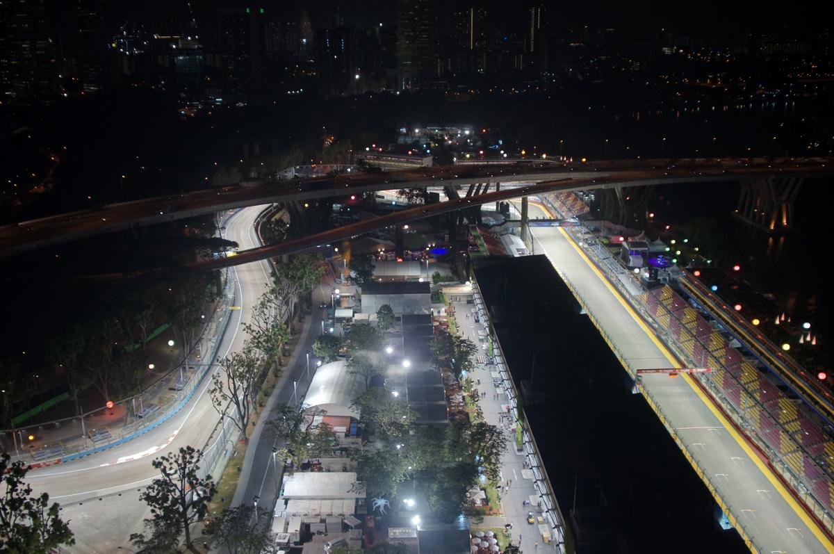 Трасса F1