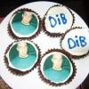 DIB cupcakes